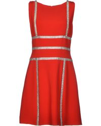 Azzaro Short Dress - Lyst