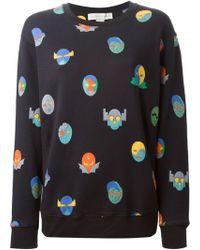 Stella McCartney 'Super-stella-heroes' Sweatshirt - Lyst