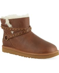 Ugg Emersen Studded Boots - For Women - Lyst