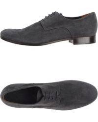 Roberto Del Carlo Lace-Up Shoes - Lyst