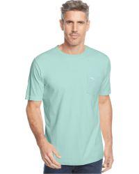 Tommy Bahama Big And Tall Bali Sky T-Shirt - Lyst