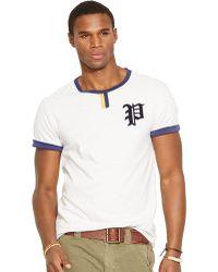 Polo Ralph Lauren Reversible T-Shirt - Lyst