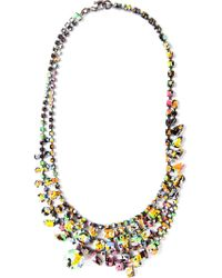 Tom Binns - 'splash Out' Layered Necklace - Lyst