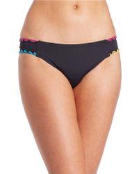 Lucky Brand - Night Dream Hipster Bikini Bottoms - Lyst