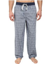 Kenneth Cole Reaction Woven Pants - Lyst