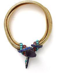 Iradj Moini | Multi-chain Snake Necklace | Lyst