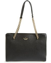 Kate Spade 'Emerson Place - Small Phoebe' Leather Shoulder Bag - Lyst