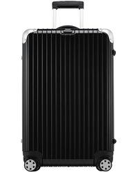 Rimowa Medium Black Limbo Suitcase - Lyst