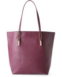 Nila Anthony - Cranberry Tote - Lyst