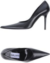 Pratesi Black Pump - Lyst