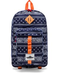 Penfield - Tala Patterned Field Pack - Lyst
