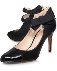 Nine West Black Gushing3 - Lyst
