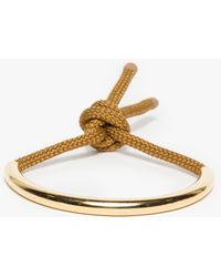 Maslo Jewelry - Gold Age Bracelet - Lyst