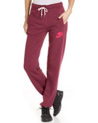 Nike Rally Straight Leg Sweatpants - Lyst