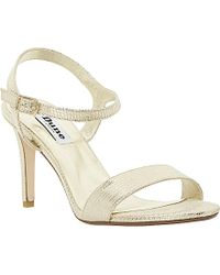 Dune Mallorie Mid-Heel Sandals - For Women - Lyst