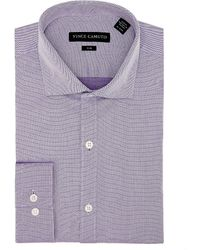 Vince Camuto Slim Fit Dress Shirt - Lyst