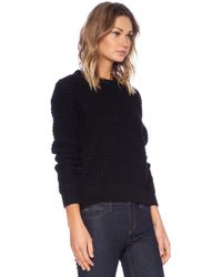 Marc By Marc Jacobs Walley Long Sleeve Sweater - Lyst