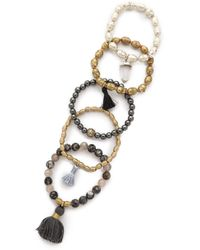 Lacey Ryan - Honorable Bracelet Set - Lyst
