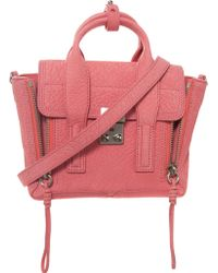 3.1 Phillip Lim Mini Pashli Satchel Bag - Lyst