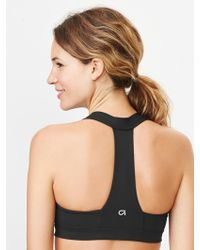 Gap Medium Impact T-back Sports Bra - Lyst