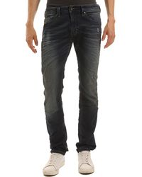 Diesel Thavar-Ne Used Blue Jogg Jeans blue - Lyst