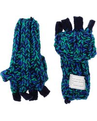 Marc By Marc Jacobs Gloves - Lyst