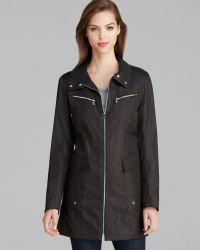Marc New York - Jacket Roni City Zip Front Rain - Lyst