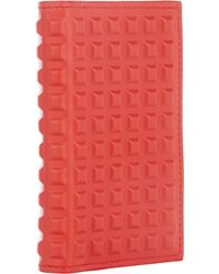Balenciaga 3d-pyramid Organizer Card Case - Lyst