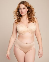 Curvy Couture - Strapless Sensation Multi-way Push-up - Lyst