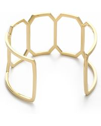 Elizabeth and James - Mediterranean Cuff Bracelet - Lyst