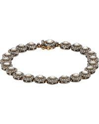 Munnu - Single Line Bracelet - Lyst