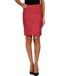 Charlott Mini Skirt - Lyst