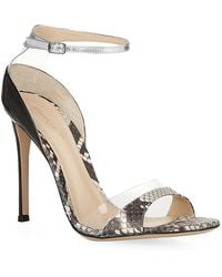Gianvito Rossi Murray Ankle Strap Sandal - Lyst