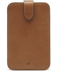 Mulberry Smartphone Cover brown - Lyst