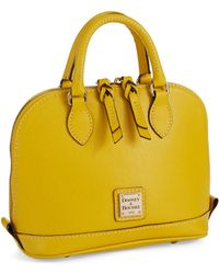 Dooney & Bourke Bitsy Leather Crossbody Bag - Lyst