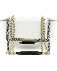 Diane Von Furstenberg Mini Leather - Lyst