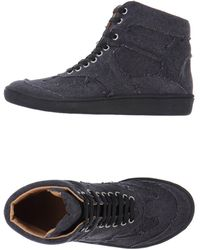 Mm6 By Maison Martin Margiela Hightops Trainers - Lyst