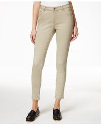 G.H.BASS - Skinny Ankle Jeans - Lyst