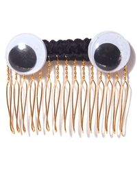 Venessa Arizaga - 'eye See You' Hair Comb - Lyst