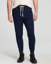 G-Star RAW Raw Jeans - 5620 3D Sweatpants New Tapered Fit In Rinsed blue - Lyst