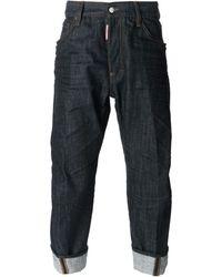 DSquared2 Work Wear Jeans - Lyst