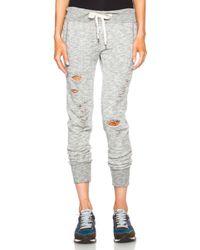 NSF Clothing Rue Cotton-Blend Pant - Lyst