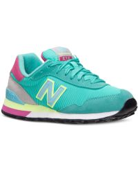 New Balance  515 Casual Sneakers From Finish Line - Lyst