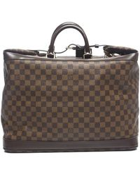 Louis Vuitton Preowned Damier Ebene Grimaud Bag - Lyst