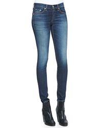 Rag & Bone The Skinny Parliament Denim Jeans - Lyst