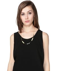 Maison Scotch - Necklace / Longcollar - Lyst