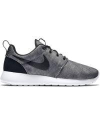 Nike | Roshe One Premium Plus | Lyst