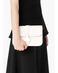 Mango | Buckle Detail Cross Body Bag | Lyst