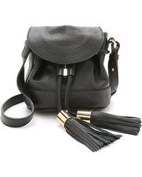 See By Chloé Vicki Cross Body Bag - Black - Lyst