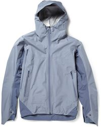 Arc'teryx Veilance Hooded Goretex Composite Jacket - Lyst